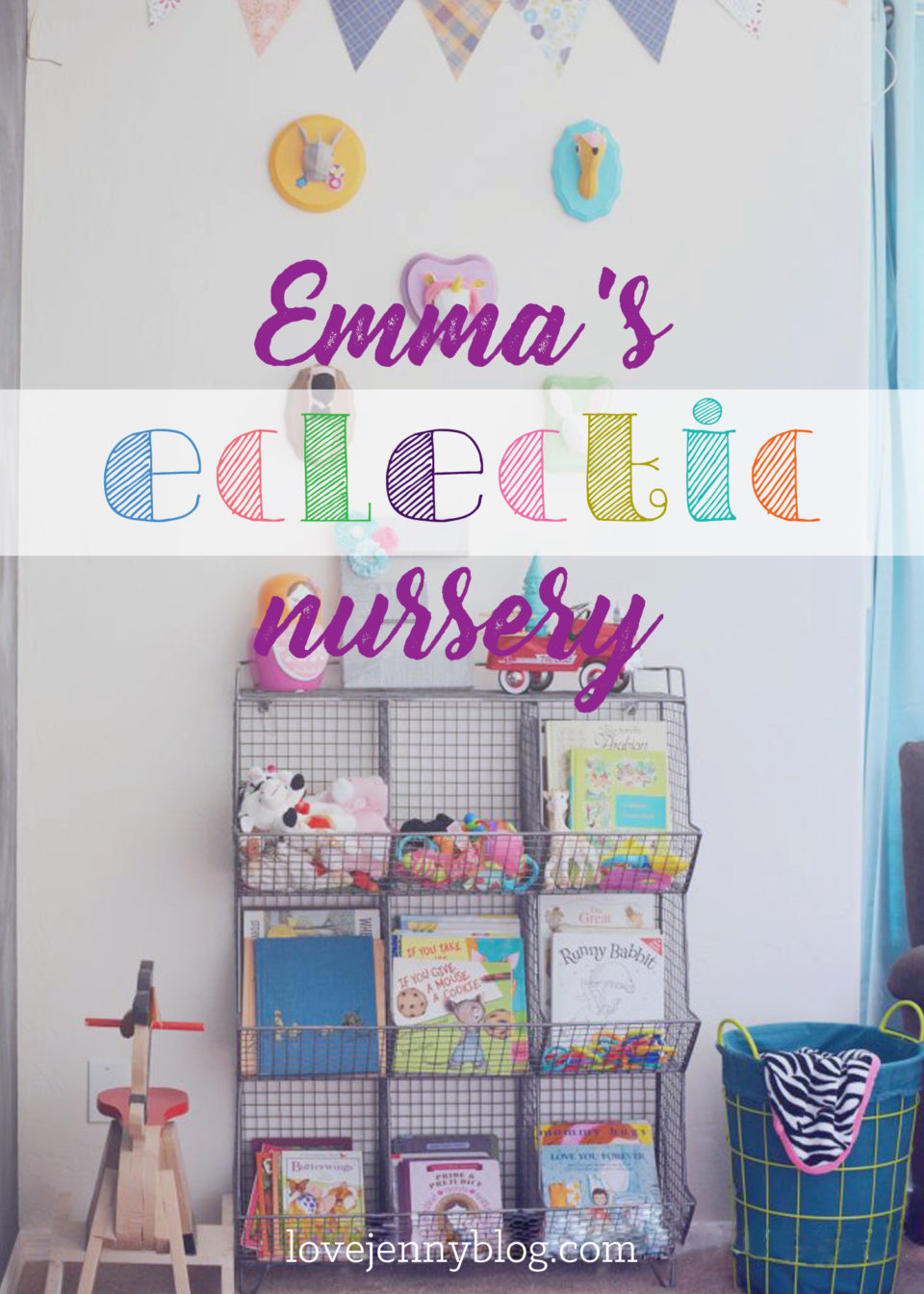 Emma's Nursery Reveal