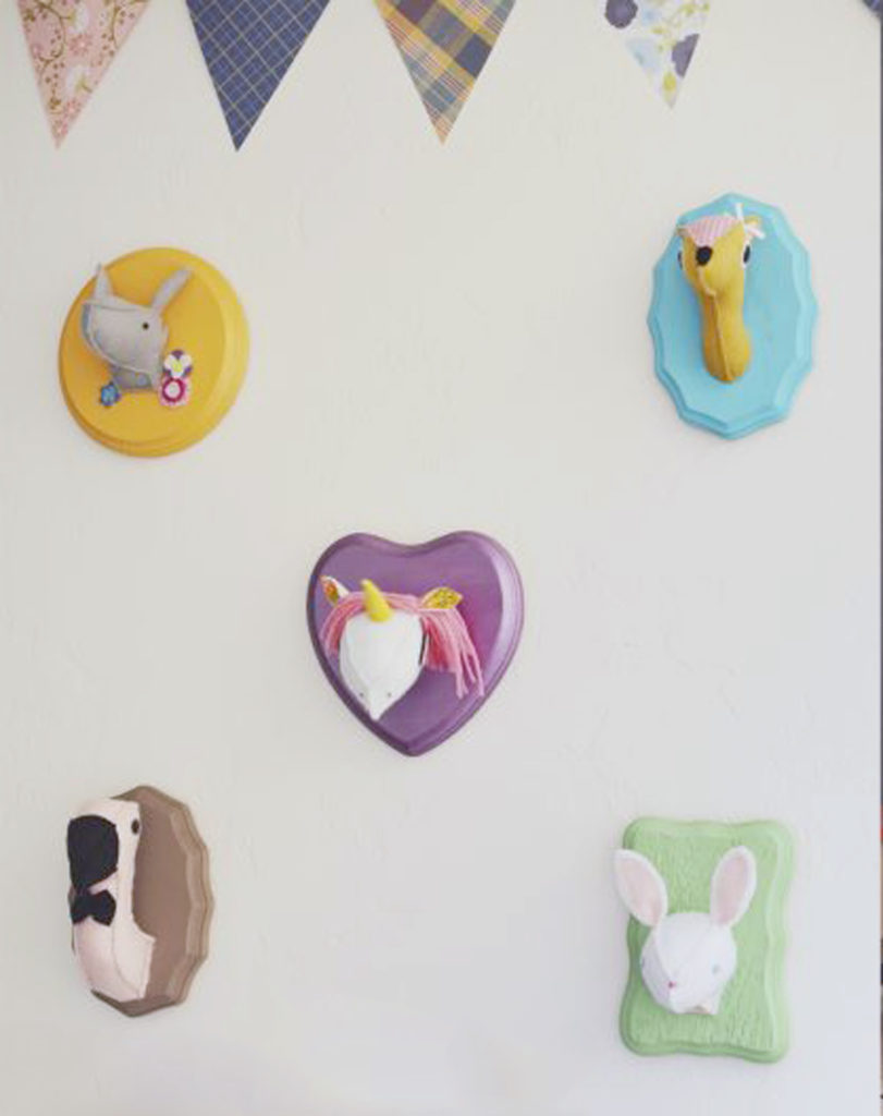 diy-felt-faux-taxidermy-animal-heads