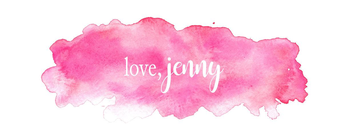 love, jenny