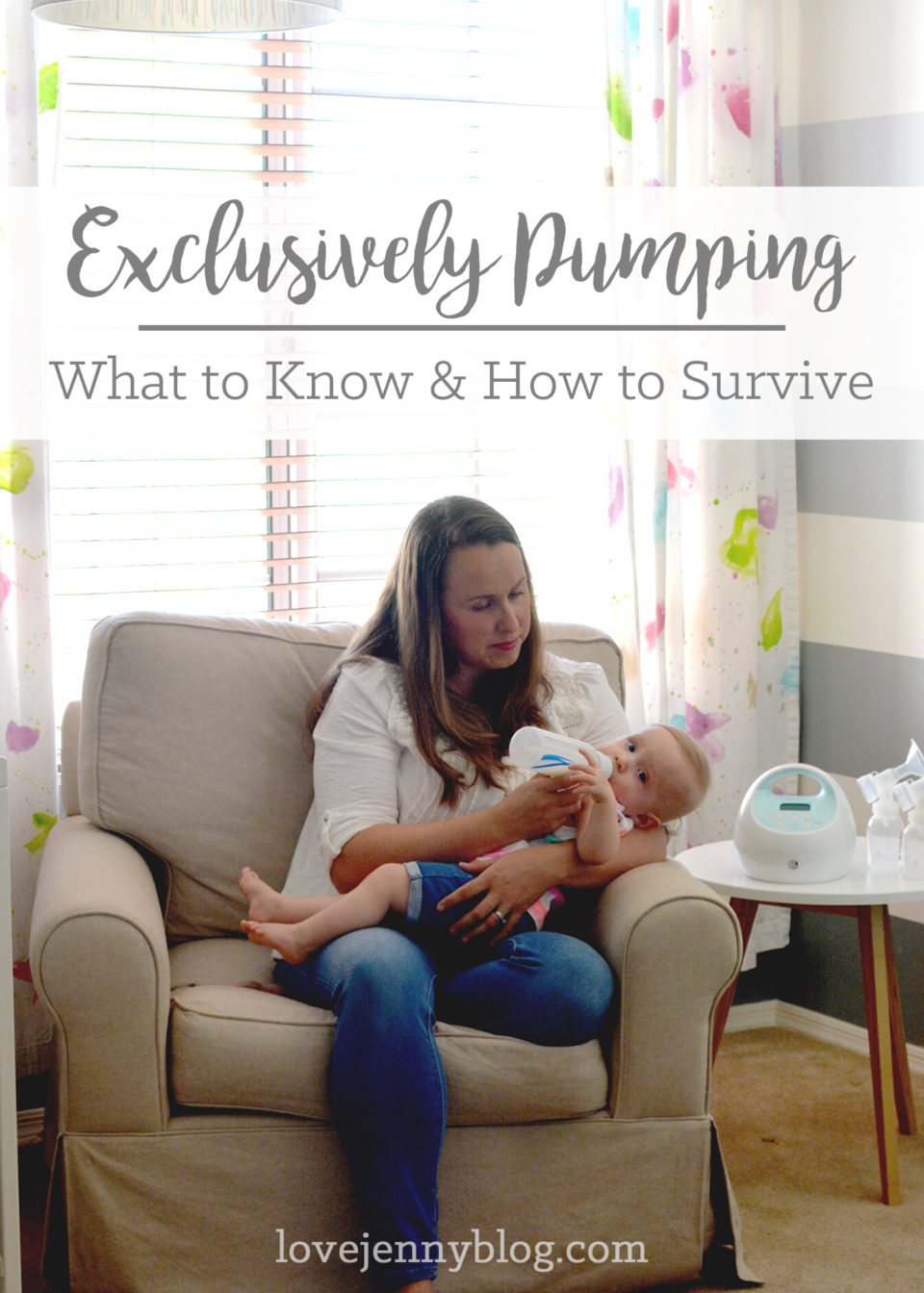 Exclusively Pumping: What to Know and How to Survive