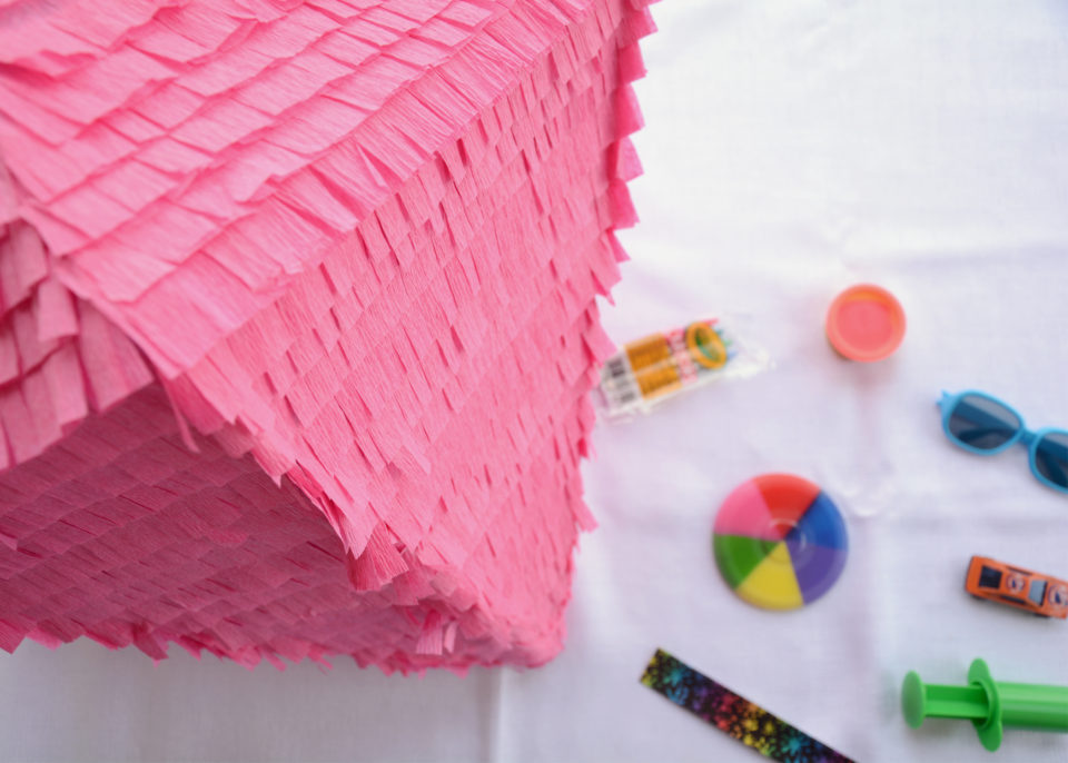 30 Non-Candy Piñata Filler Ideas