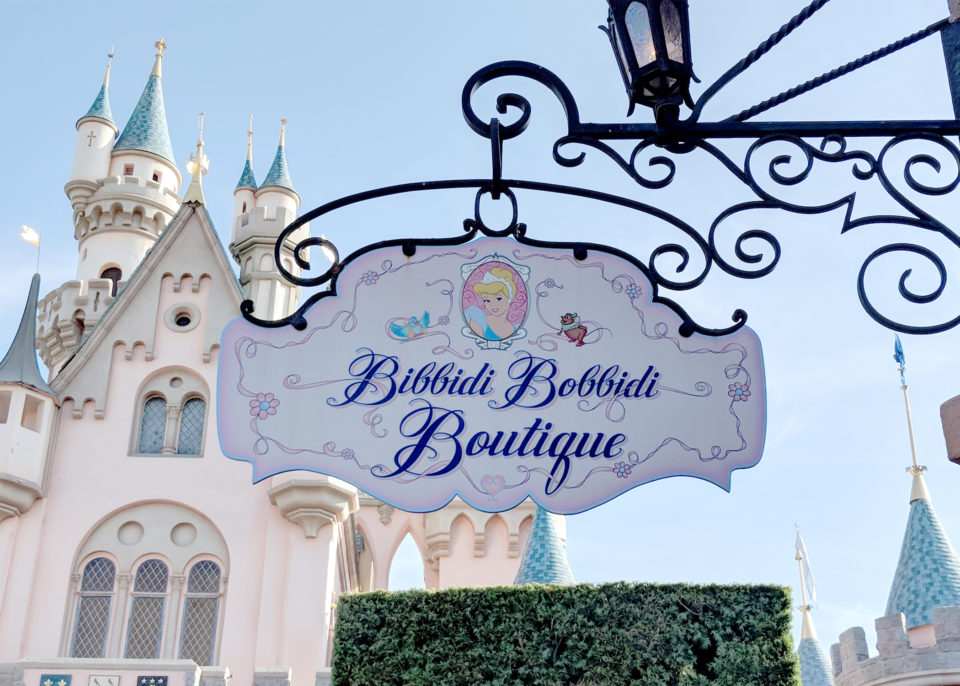 Glamming It Up at the Bibbidi Bobbidi Boutique (Behind the Scenes of a Princess Makeover)