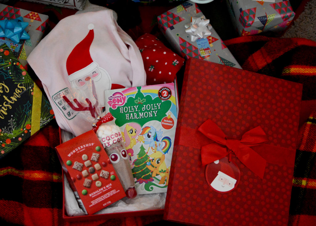 The Christmas Eve Box